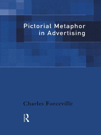 Pictorial Metaphor in Advertising book cover