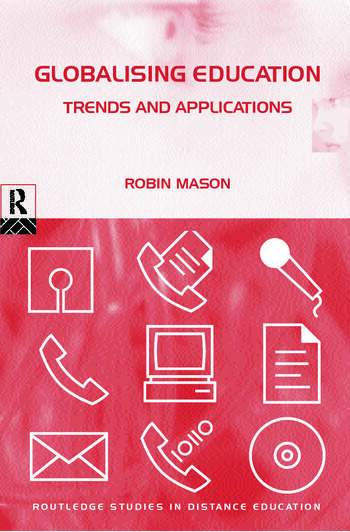Globalising Education: Trends and Applications book cover
