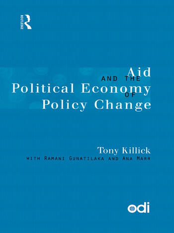 Aid and the Political Economy of Policy Change book cover