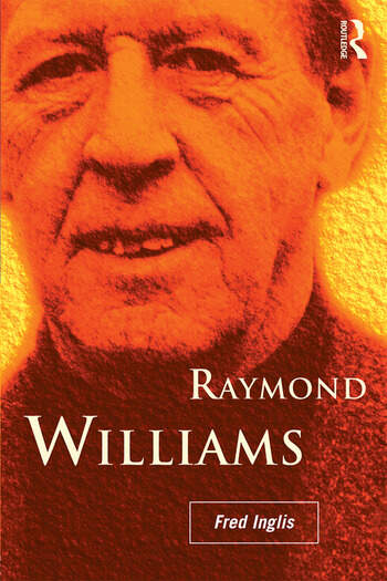Raymond Williams book cover