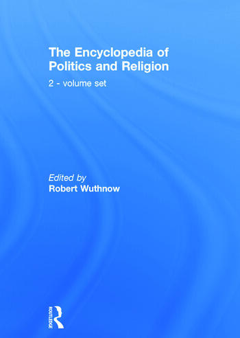 The Encyclopedia of Politics and Religion 2-volume set book cover