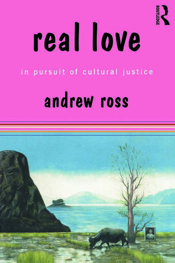 Real Love In Pursuit of Cultural Justice book cover