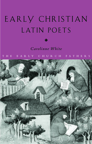 Early Christian Latin Poets book cover