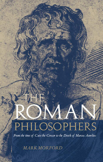 Roman Philosophers book cover