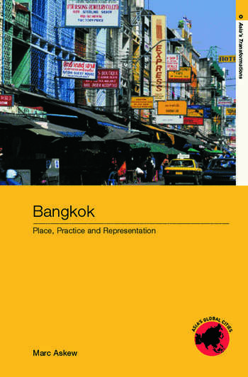 Bangkok Place, Practice and Representation book cover