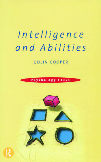Intelligence and Abilities book cover