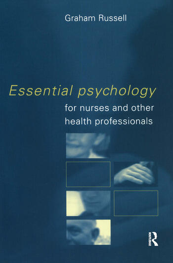 Essential Psychology for Nurses and Other Health Professionals book cover