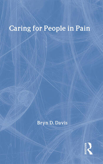 Caring for People in Pain book cover