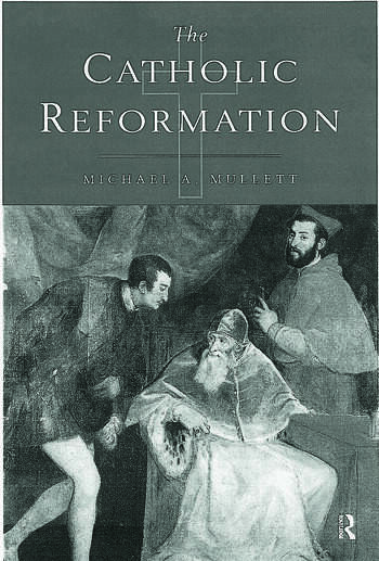 The Catholic Reformation book cover