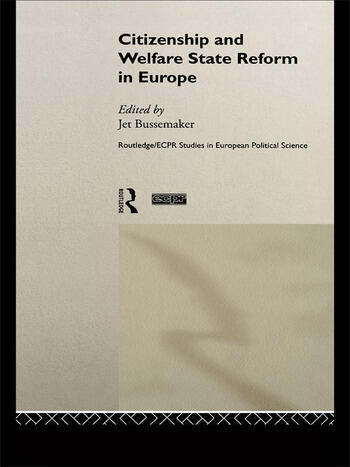 Citizenship and Welfare State Reform in Europe book cover