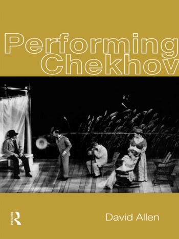 Performing Chekhov book cover