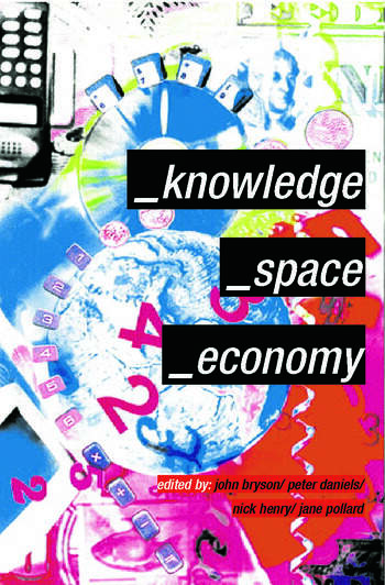Knowledge, Space, Economy book cover