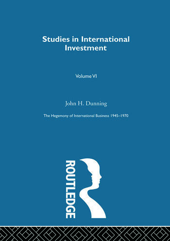 Studies Intnl Investment book cover