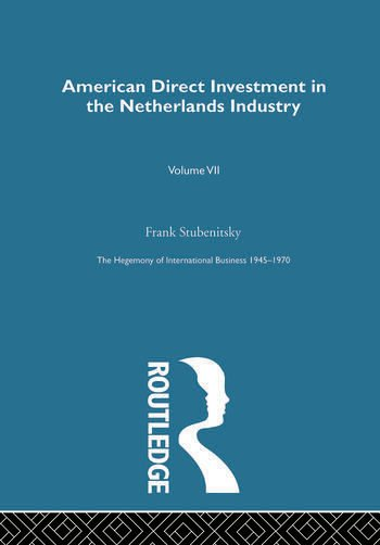 American Dir Invest Netherland book cover