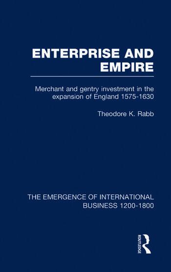 Enterprise & Empire V3 book cover