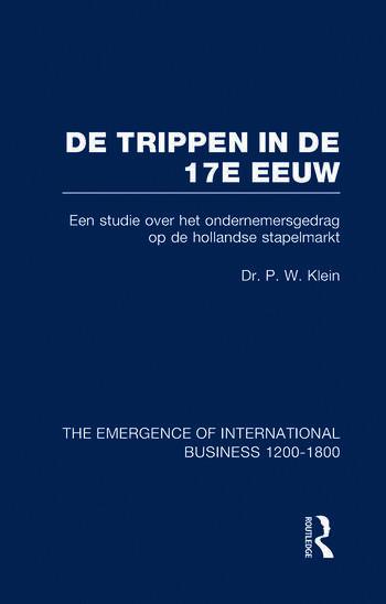 De Trippen In De 17e Eeuw V7 book cover