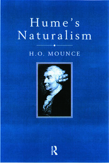 Hume's Naturalism book cover