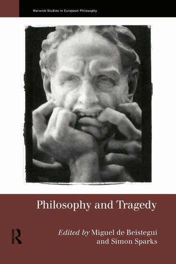Philosophy and Tragedy book cover