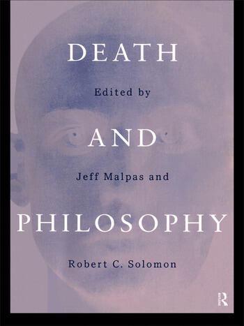 Death and Philosophy book cover