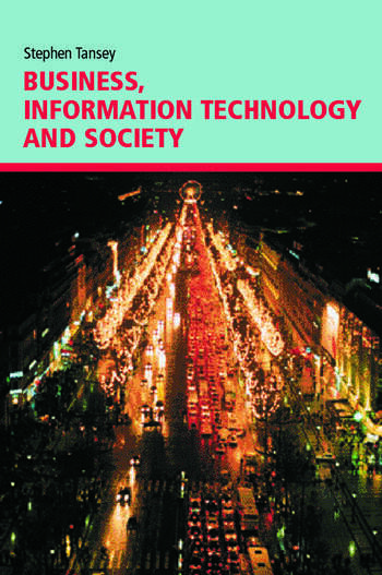 Business, Information Technology and Society book cover