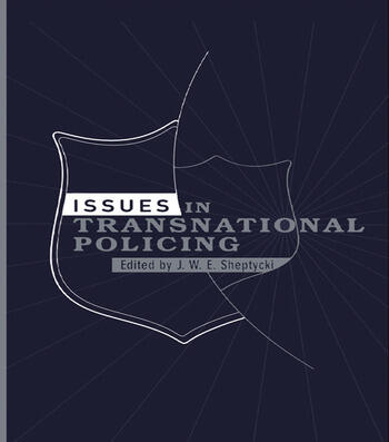 Issues in Transnational Policing book cover
