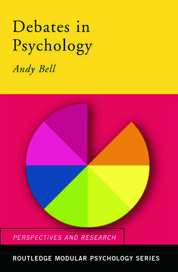 Debates in Psychology book cover