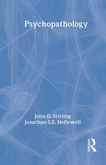 Psychopathology book cover