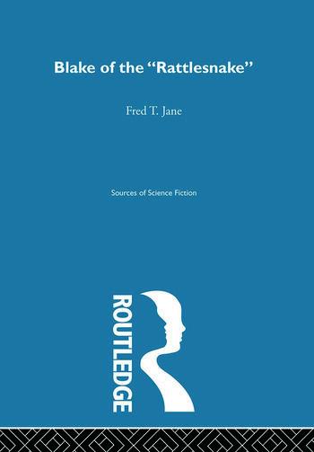 Blake Of Rattlesnake Ssf V5 book cover