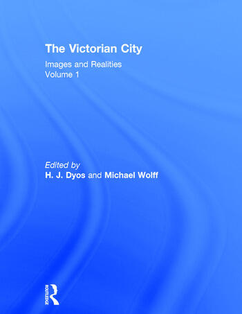 Victorian City - Re-Issue V1 book cover