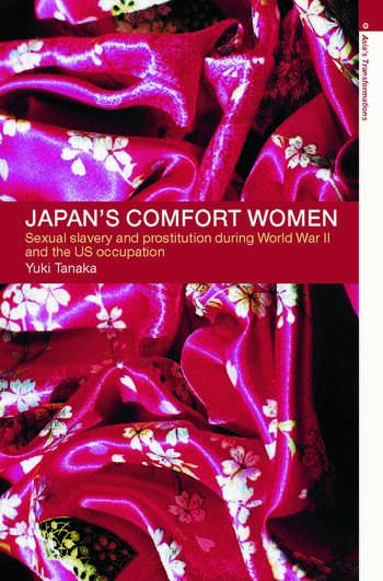 Japan's Comfort Women book cover