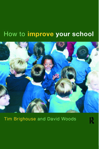 How to Improve Your School book cover