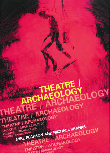 Theatre/Archaeology book cover