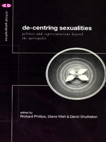 De-Centering Sexualities book cover