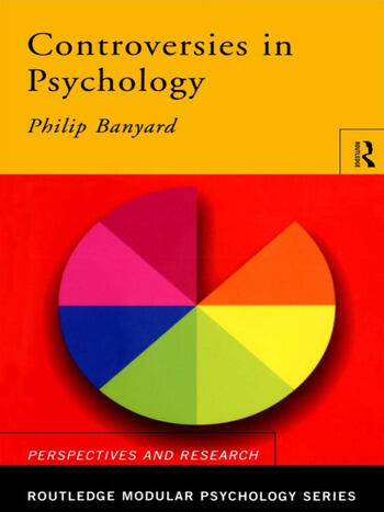 Controversies in Psychology book cover