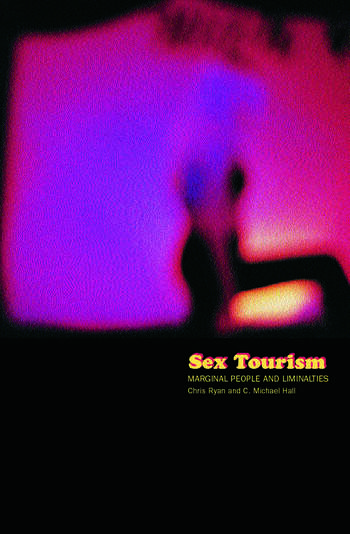 Sex Tourism Marginal People and Liminalities book cover