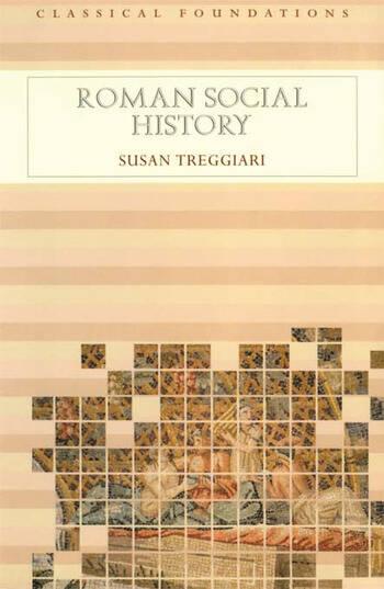 Roman Social History book cover