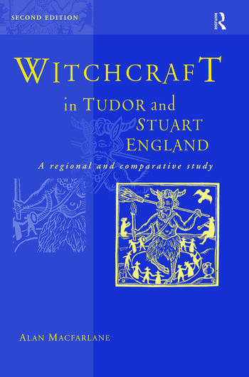 Witchcraft in Tudor and Stuart England book cover