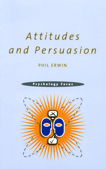 Attitudes and Persuasion book cover