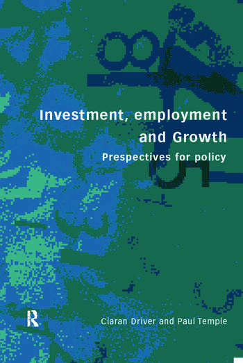 Investment, Growth and Employment Perspectives for Policy book cover