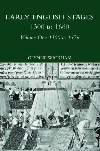 Early English Stages 1300-1576 book cover