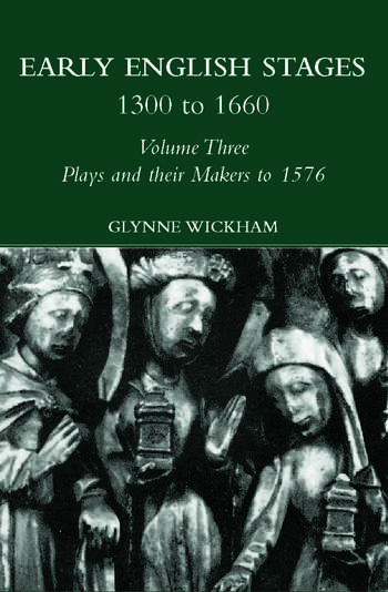 Plays and their Makers up to 1576 book cover