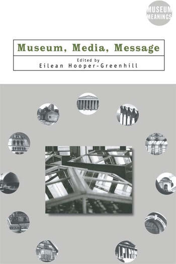 Museum, Media, Message book cover
