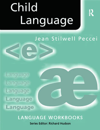 Child Language book cover