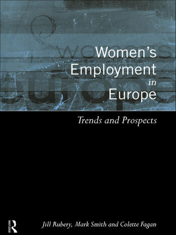 Women's Employment in Europe Trends and Prospects book cover