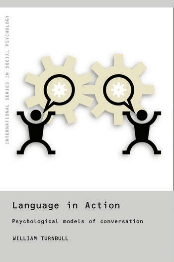 Language in Action Psychological Models of Conversation book cover