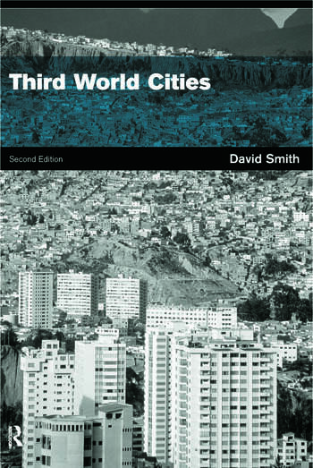 Third World Cities book cover