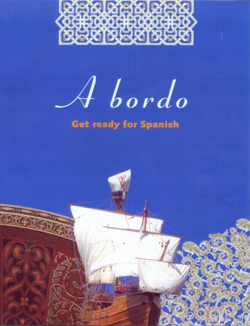 A Bordo Get Ready for Spanish book cover