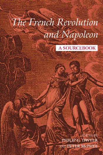 The French Revolution and Napoleon A Sourcebook book cover