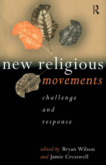 New Religious Movements Challenge and Response book cover