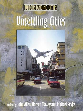 Unsettling Cities Movement/Settlement book cover